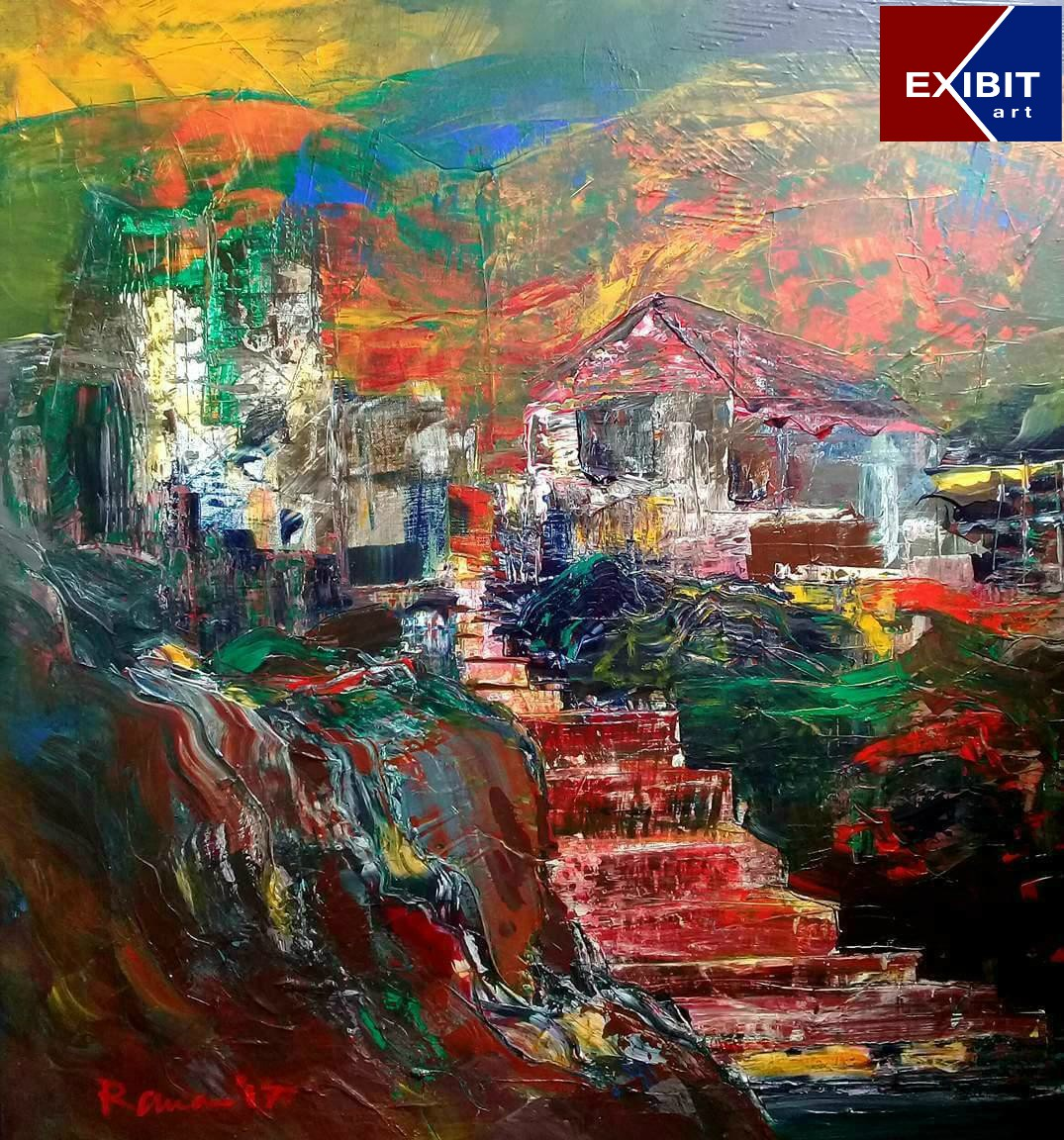hill-scape-abstract-painting-by-famous-artist