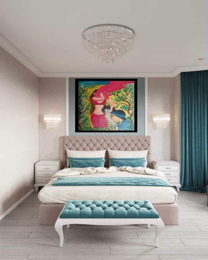 We Love Bedroom Painting