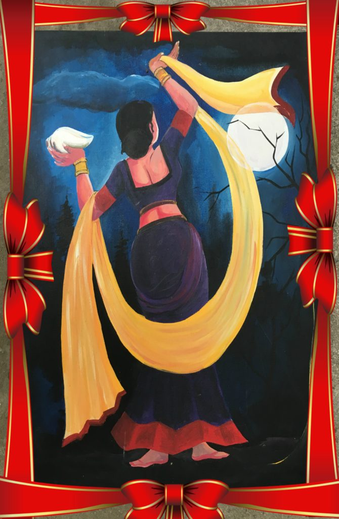 Why Are Paintings The Best Gift For This Durga Puja