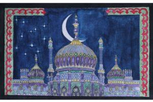religious art painting canvas