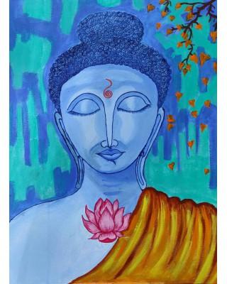 Loard buddha - be calm