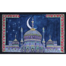 Mosque painting on canvas