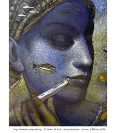 KRISHNA By Arya Chandra