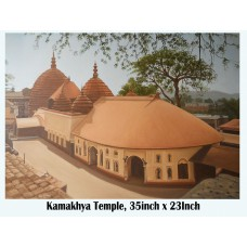 Kamakhya Temple By Bipul Dhar