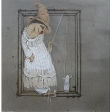 Puppet Player By Mintu Mallick