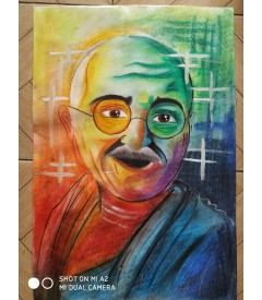 THE MESSAGE OF GANDHI
