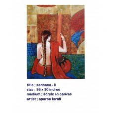 Sadhana I By Apurba Karati